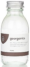 Parfumuri și produse cosmetice Agent de clătire pentru cavitatea bucală - Georganics Pure Coconut Mouthwash