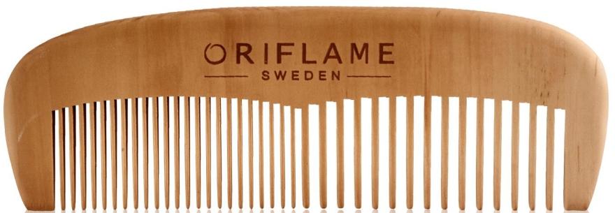 Pieptene din lemn pentru păr - Oriflame Sweden