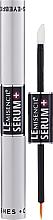 Parfumuri și produse cosmetice Ser pentru gene și sprâncene cu aplicator dublu - Misencil Lash & Eyebrow Density Serum