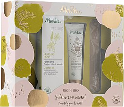 Parfumuri și produse cosmetice Set - Melvita Beauty For Your Hands Set (h/cr/30ml + h/f/oil/50ml + nail/file/1pcs)