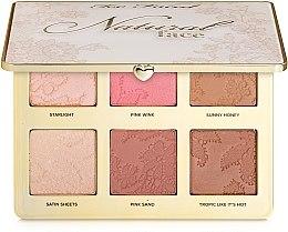 Parfumuri și produse cosmetice Paletă de machiaj - Too Faced Natural Face Palette