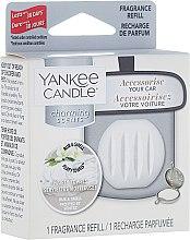 Parfumuri și produse cosmetice Aromatizator auto (rezervă) - Yankee Candle Charming Scents Refill Fluffy Towels