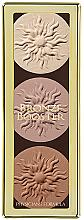 Parfumuri și produse cosmetice Paletă pentru conturarea feței - Physicians Formula Bronze Booster Glow-Boosting Strobe and Contour Palette Matte Sculpting Palette