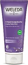 Parfumuri și produse cosmetice Gel calmant de duș cu lavandă - Weleda Lavendel Entspannungsdusche