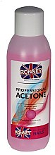 """Parfumuri și produse cosmetice Soluție pentru îndepărtarea ojei """"Chewing Gum"""" - Ronney Professional Acetone Chewing Gum"""