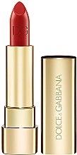 Parfumuri și produse cosmetice Ruj de buze clasic - Dolce & Gabbana Classic Cream Lipstick