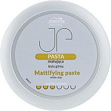 Parfumuri și produse cosmetice Pastă modelatoare matifiantă pentru păr - Joanna Professiona Mattifying Paste