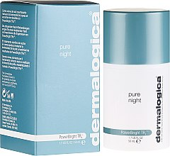 Parfumuri și produse cosmetice Cremă de noapte pentru față - Dermalogica PowerBright TRx Pure Night