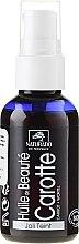 Parfumuri și produse cosmetice Ulei de morcov pentru ten - Naturado Carrotte Oil