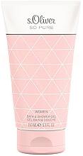 Parfumuri și produse cosmetice S.Oliver So Pure Women - Gel de duș