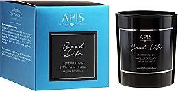 Parfumuri și produse cosmetice Lumânare aromată - APIS Professional Good Life Soy Candle