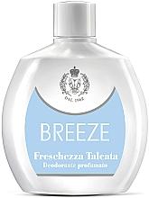Parfumuri și produse cosmetice Breeze Freschezza Talcata - Deodorant parfumat