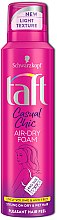 Parfumuri și produse cosmetice Spumă pentru aranjarea părului - Schwarzkopf Taft Casual Chic Air-Dry Foam