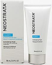 Parfumuri și produse cosmetice Mască-gel de noapte pentru față - Neostrata Clarify Exfoliating Mask