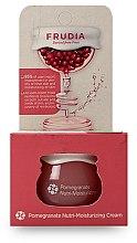 Parfumuri și produse cosmetice Cremă hidratantă de față - Frudia Nutri-Moisturizing Pomegranate Cream (mini)