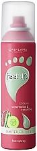 Parfumuri și produse cosmetice Deodorant-spray revigorant cu pepene verde și castravete - Oriflame Feet Up Spray