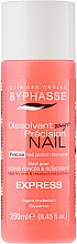 Parfumuri și produse cosmetice Preț redus! Soluție pentru îndepărtarea ojei - Byphasse Nail Polish Remover Express