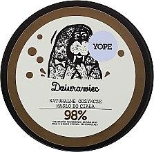 Parfumuri și produse cosmetice Unt de corp - Yope Tutsan Body Butter
