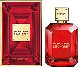 Parfumuri și produse cosmetice Michael Kors Sexy Ruby - Apă de parfum
