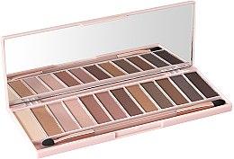 Parfumuri și produse cosmetice Paletă farduri de ochi, 12 nuanțe - Peggy Sage Eye Shadows Palette Nude Shades