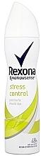 Parfumuri și produse cosmetice Deodorant spray - Rexona Motionsense Stress Control
