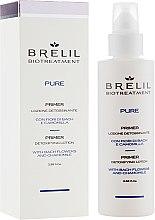Parfumuri și produse cosmetice Loțiune pentru păr - Brelil Bio Traitement Pure Primer