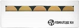 Parfumuri și produse cosmetice Concealer de față - W7 Camouflage Kit Concealer