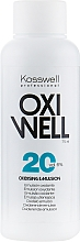 Parfumuri și produse cosmetice Emulsie oxidantă 6% - Kosswell Professional Oxidizing Emulsion Oxiwell 6% 20vol