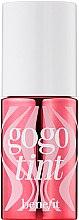 Parfumuri și produse cosmetice Tint de buze - Benefit Gogo Tint Cheek & Lip Stain (mini)