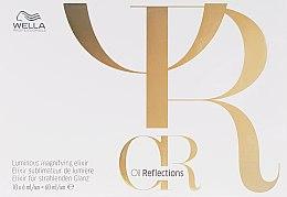 Духи, Парфюмерия, косметика Набор эссенций для интенсивного блеска волос - Wella Professionals Oil Reflections Serum