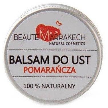 "Balsam de buze ""Portocală"" - Beaute Marrakech Lip Balm — Imagine N1"