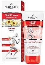 Parfumuri și produse cosmetice Gel efect de încălzire - Floslek Arnica Active Warming Gel