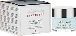 Parfumuri și produse cosmetice Mască de față - Skincode Exclusive Cellular Extreme Moisture Mask