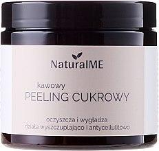 """Parfumuri și produse cosmetice Scrub de corp cu zahăr """"Cafea"""" - NaturalME"""