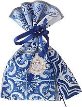 Parfumuri și produse cosmetice Pliculeț aromatic, alb + albastru - Essencias De Portugal Tradition Charm Air Freshener