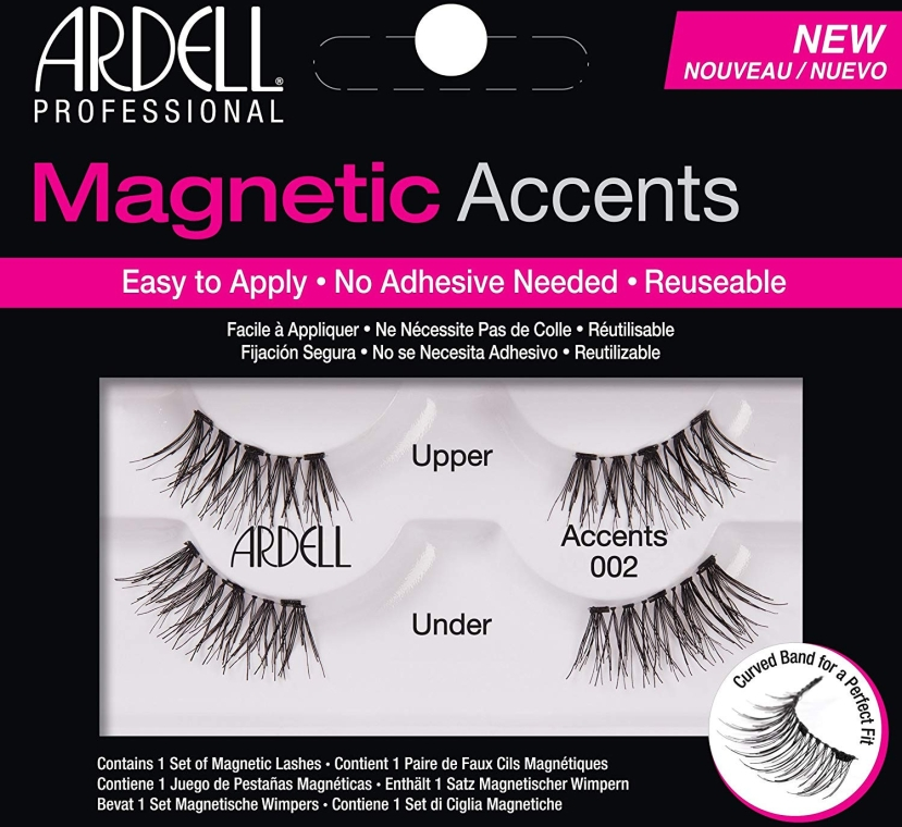 Gene false - Ardell Magnetic Lashes Accents 002