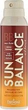 Parfumuri și produse cosmetice Spumă-lichidă BB pentru închisă la culoare - Farmona Sun Balance Mousse Fluid Body Care