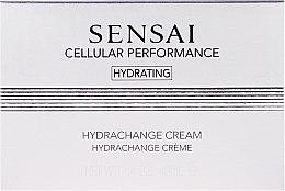 Parfumuri și produse cosmetice Cremă intensiv hidratantă cu efect anti-îmbătrânire - Kanebo Sensai Cellular Performance Hydrachange Cream