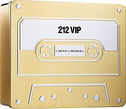 Parfumuri și produse cosmetice Carolina Herrera 212 VIP - Set (edp/50ml + b/lot/75ml)