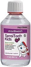 Parfumuri și produse cosmetice Agent de clătire pentru cavitatea bucală - Frezyderm SensiTeeth Kids Mouthwash