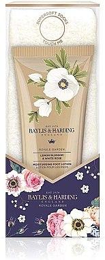 Set - Baylis & Harding Royale Garden Foot Care Set (f/lot/125ml + socks) — Imagine N1