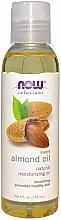 Parfumuri și produse cosmetice Ulei de migdale dulci - Now Foods Solutions Sweet Almond Oil