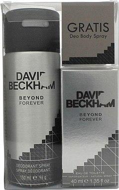 David Beckham Beyond Forever - Set — Imagine N1