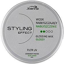 Parfumuri și produse cosmetice Ceară de păr pentru strălucire - Joanna Styling Effect Glossing Wax