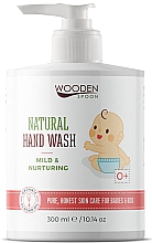 Parfumuri și produse cosmetice Săpun lichid, pentru copii - Wooden Spoon Natural Hand Wash