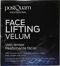 Parfumuri și produse cosmetice Mască-lifting pentru față - Postquam Face Lifting Velum