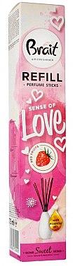 "Аромадиффузор ""Red Fruits"" - Brait Home Sweet Home Sense Of Love Refill — фото N1"