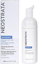 Parfumuri și produse cosmetice Spumă de curățare - Neostrata Resurface Foaming Glycolic Wash