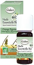 Parfumuri și produse cosmetice Ulei esențial organic de portocală amară - Galeo Organic Essential Oil Bitter Orange