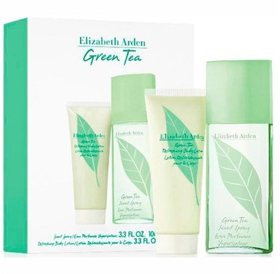 Elizabeth Arden Green Tea - Set (edp/100ml + b/l/100ml)